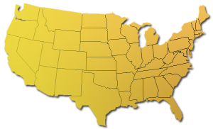 gold us map